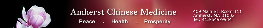 Amherst Chinese Medicine | Web provide services such as cupunture, herbal medicine and Shiatsu massage.